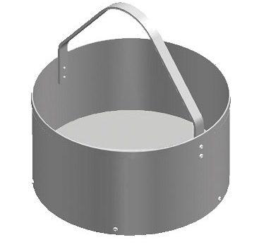 Silt-Bucket-Round